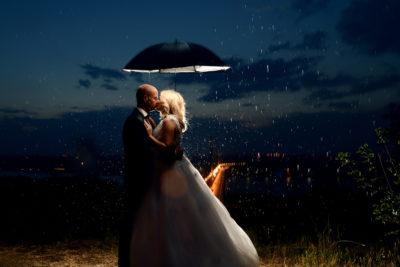Soluzioni per un matrimonio con maltempo