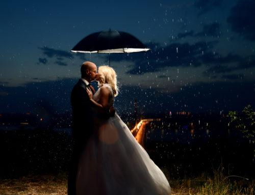 Matrimonio in caso di pioggia: le soluzioni per una cerimonia da favola anche con il cattivo tempo