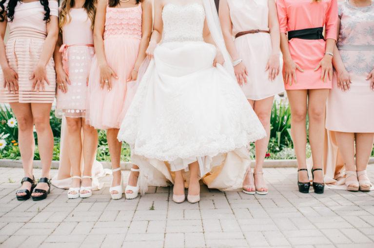 Outfit da matrimonio
