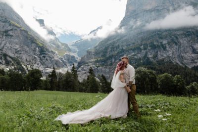 matrimonio in montagna