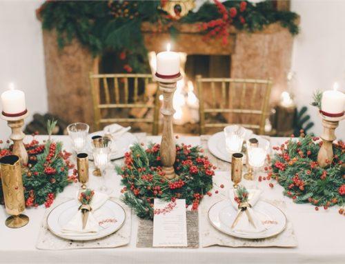Idee per un matrimonio natalizio