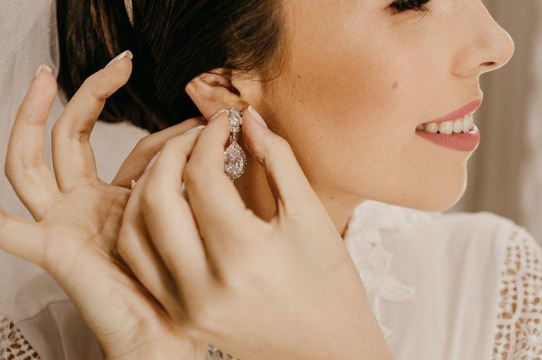 I diamanti sono i migliori amici delle spose