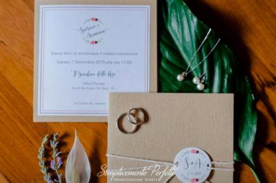 partecipazione nozze